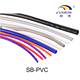 Plastic Electrical Wiring Tube Protect Cable PVC Conduit Pipe