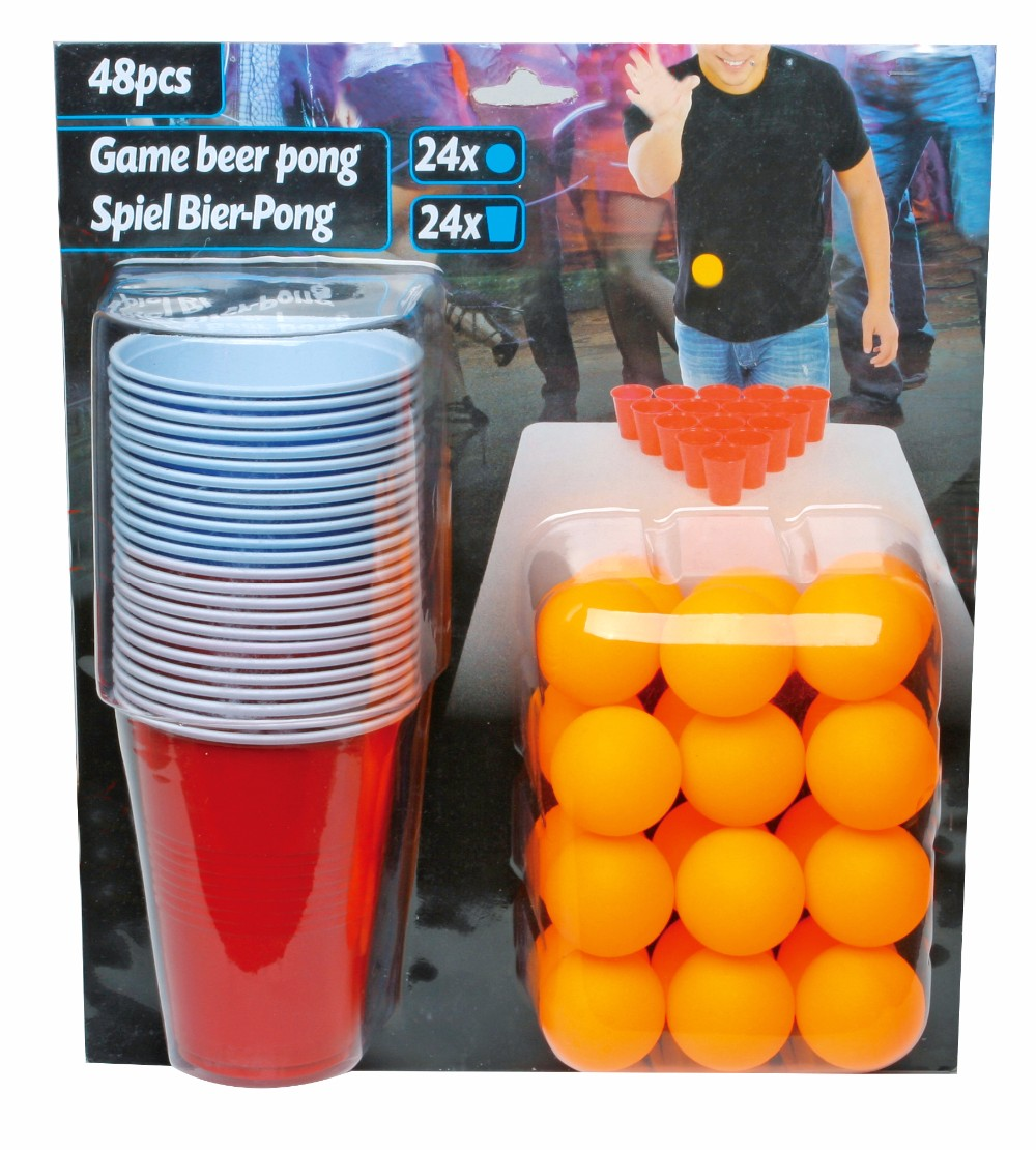 Leisure Sports Game Room Pong Games Balls Complete Set Instructions Strip Pong Cups Reseauehv Com