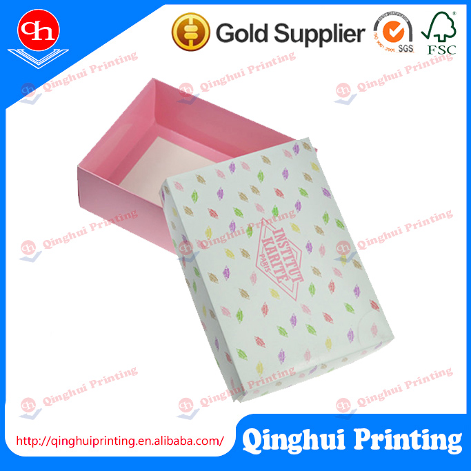 Printing Folding Corrugated Paper Box for Package Corrugated Carton