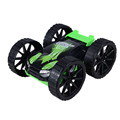 MKB 603 Mini RC Car 27MHz 4CH Stunt Car 360 Degree Flexible Wheels Rotation LED Light