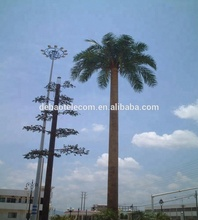 hot sell 30m disguised antenna disguised palm tree tower