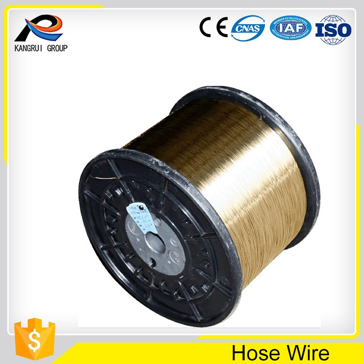 Coated hose usage wire hose wire