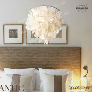 Modern shell pendant lamp for gilr room ETL84097