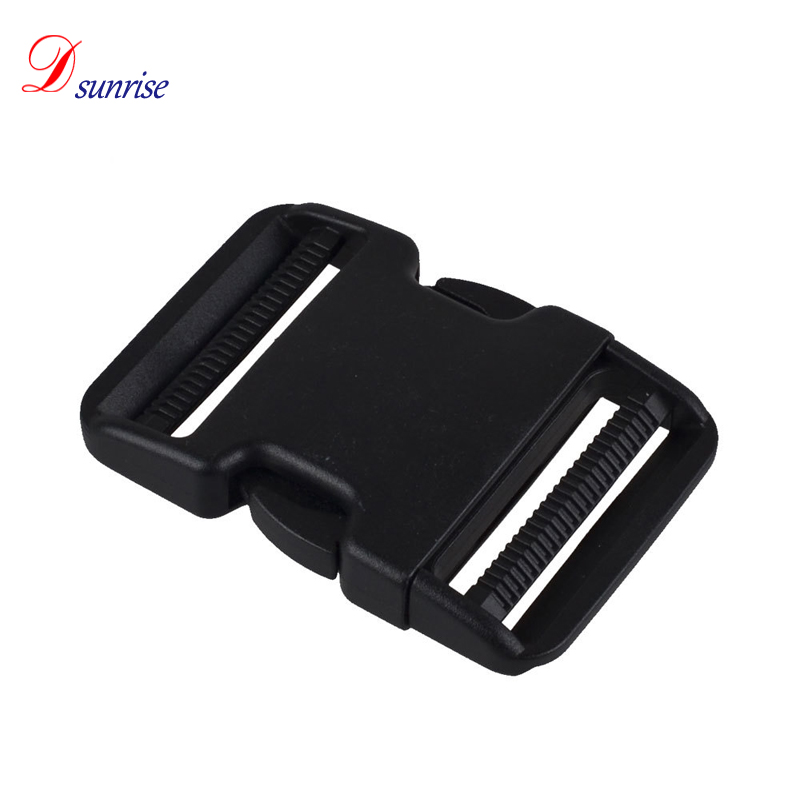 1PC Black Plastic Strap Webbing Side Release Buckle 20mm//25mm//38mm//50mm