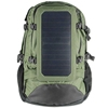 Solar laptop Bag 6.5W Powered Backpack with Battery Portable Charger Camping Bag