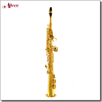 Bb Key Yellow Brass Chinese Pads Jinbao Soprano Saxophone(sp400g) - Buy Sax  Soprano,Saxophone,Professional Soprano Saxophone Product on Alibaba com