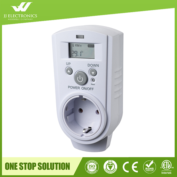 high quality heating thermostat with external sensor CE and RoHS certificate
