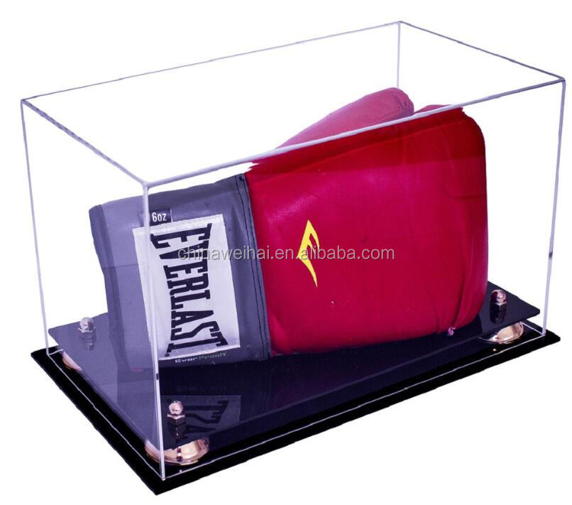WEIHAI Customize  Clear Acrylic Gloves Display Rack