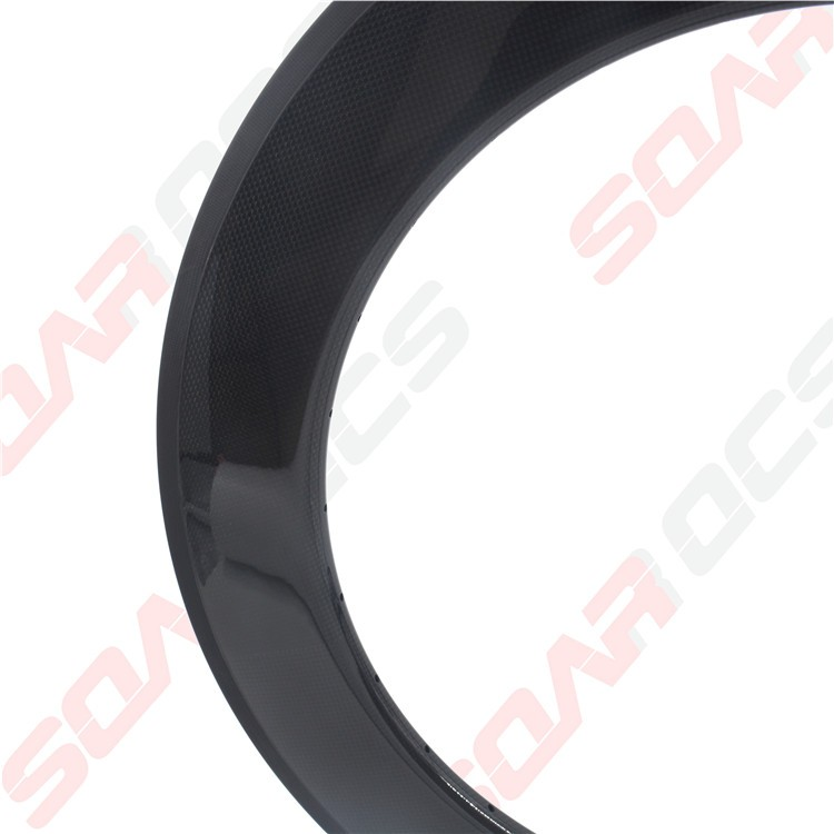 high quality 88mm depth 25mm width carbon rims for sale