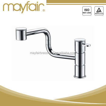 Sink Mixer Folding Kitchen Faucet Tap Water Ridge Kitchen Faucet