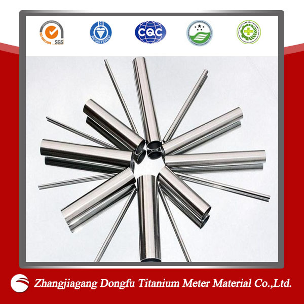 TP304 stainless steel capillary tubing (PED/DNV certification) in china