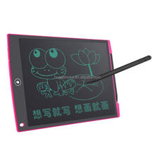 2017 12inch Digital LCD Writing Board Drawing Graphics Educational Drawing Toy for Children
