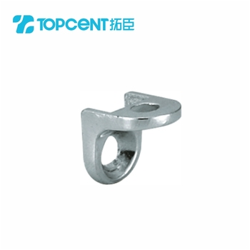 cabinet glass metal shelf brackets support
