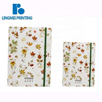 wholesale school Supplies a4 paper cheap notebook/popular recycled paper cover blank notebook