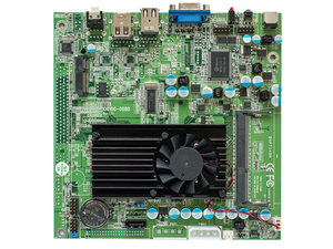 Factory mini-itx motherboard with intel CPU, desktop, mSATA, Lan, Audio