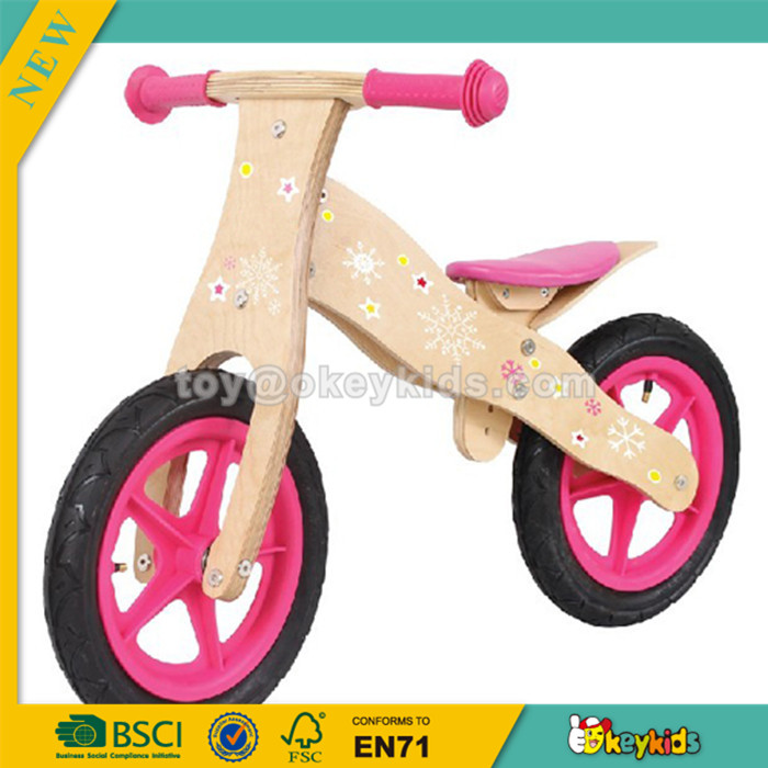 Wholesale Educational Wooden Balance Bike Help Baby Walktop Sale Wooden Balance Bikehot Toddler Wooden Balance Bike W16c016 Buy Wooden Balance