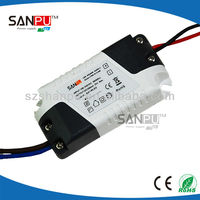 constant current 350ma 6w ac adapter/power supply
