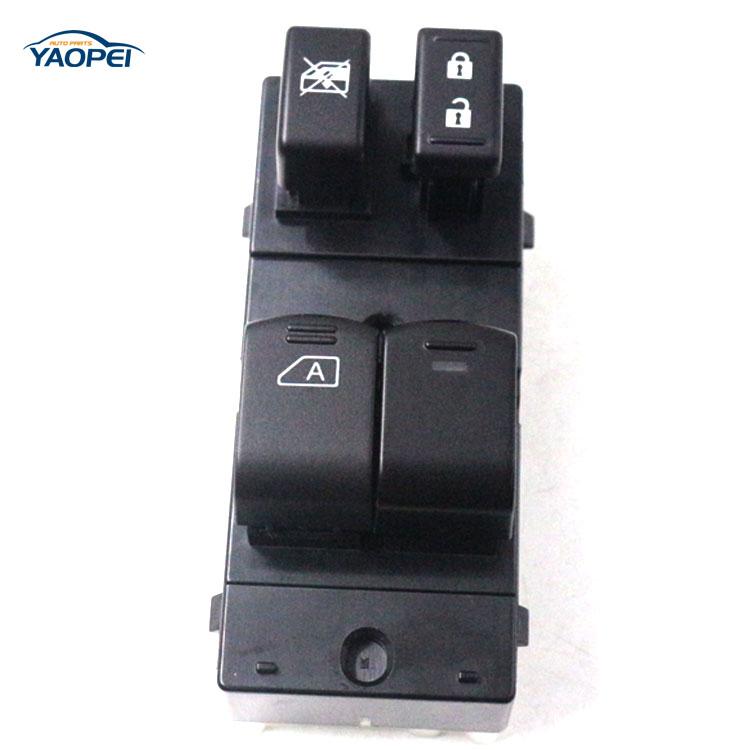 Power Window Switch for 2005-2007 Nissan Frontier two doors 25401-EA002