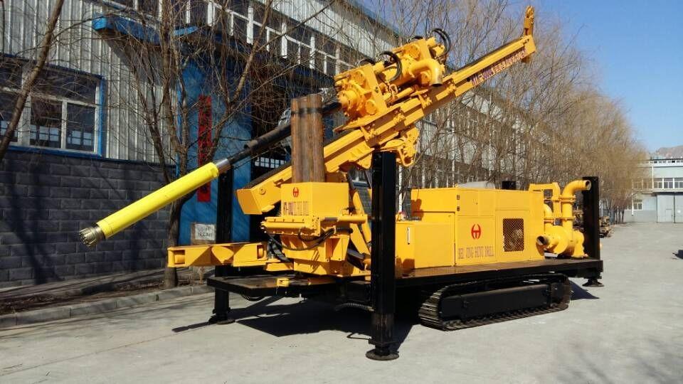 Rotary Engineering Drilling Rig Reverse Circulation