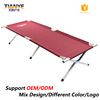 Chinese Factory Aluminium Camping Bed Folding Military Tent Cot