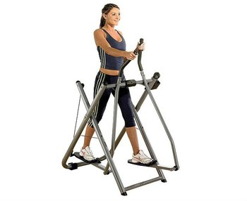 ama405a fitness air walker and waist swinging exercise