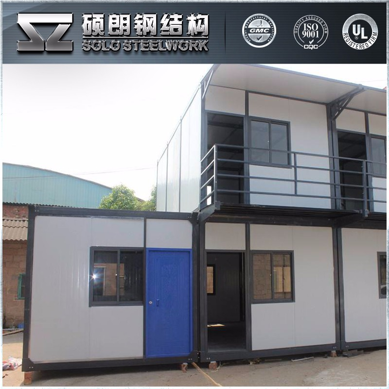 Good Shockproof Performance Mobile Buildings, Steel Mobile Home