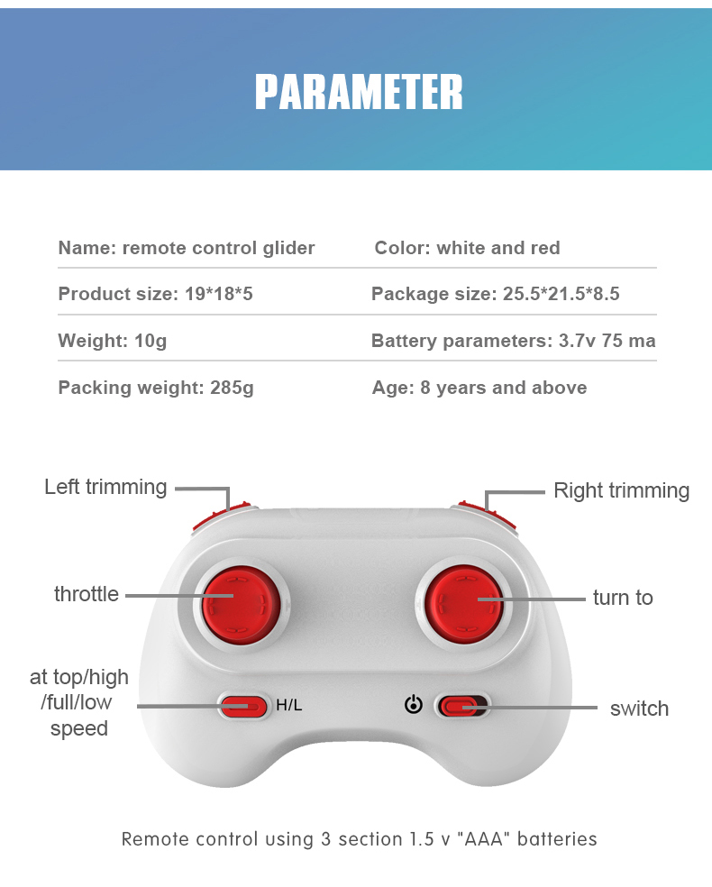 2019 New Arrival KF606 2.4Ghz RC Airplane Flying Aircraft EPP Foam Glider Toy Built in Gyro RTF Mini Foam Plane Toys Kids Gifts