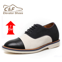 2017 High quality leather men comfortable hot sell casual shoes