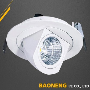 Factory direct best quality 10w led spotlight indoor