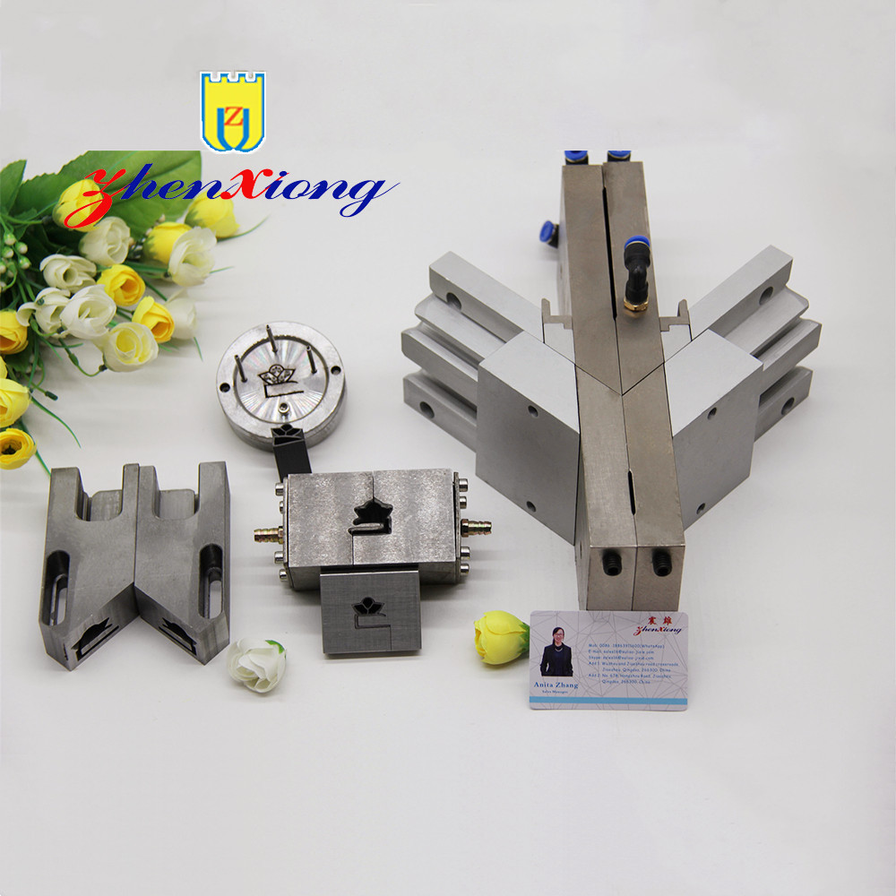 Soft PVC refrigerator  door gasket extrusion mould welding mould cutting mould