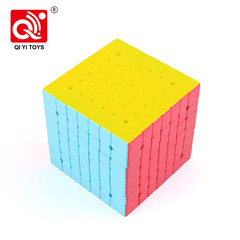 Professional brain development XMD Shadow 6x6x6 cube oem plastic toy with smooth twisty