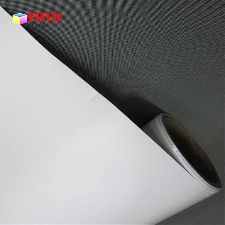 factory price wholesale digital printing self adhesive vinyl film