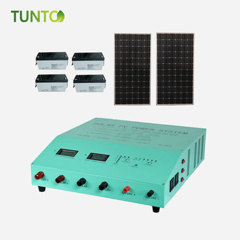 Newest Solar Power Generator for Pumping,Solar Water Pump System 1500W