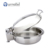 C001 Cheap Buffet Electric Built-in Oblong Roll Top Oval Chafing Dish Stainless Steel With Food Pan