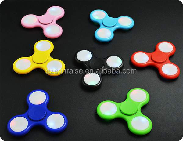 2017 Most Popular LED Fidget Spinner