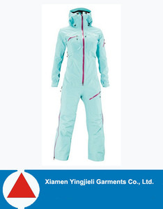 2014 Cheap Ski Snow Winter Jumpsuits For Women Snowboard Suit One Piece