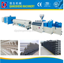 2 inch pvc pipe for water supply making machine with price