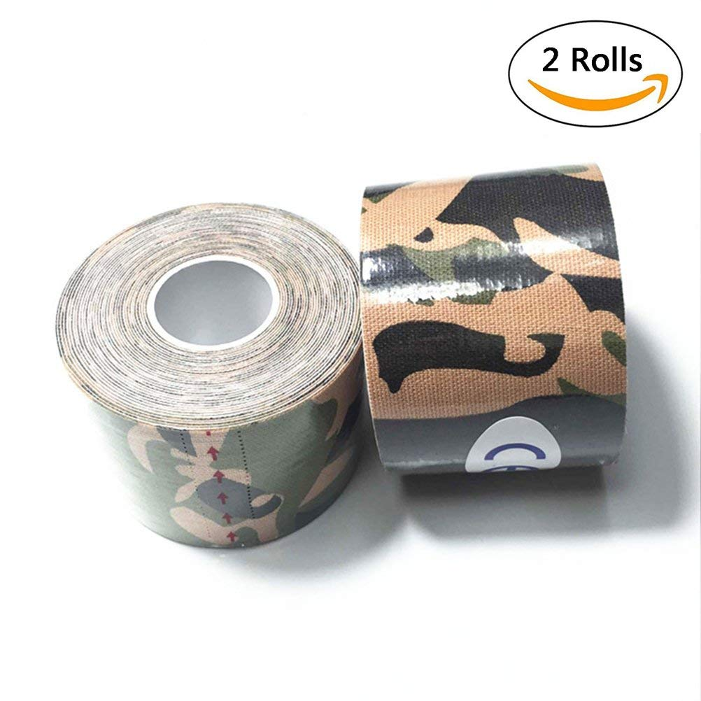 3 Rolls of Comp-O-Stik Blue Camouflage Hockey Lacrosse Bat Cloth Stick Tape ATHLETIC TAPE 3 Pack 1 X 60 Made In The U.S.A