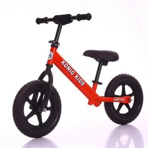 2018 hot sale steel toy car kids riding balance bikes/kids red balance bicycle/kids push bike no pedals bicycle for 2-5 years