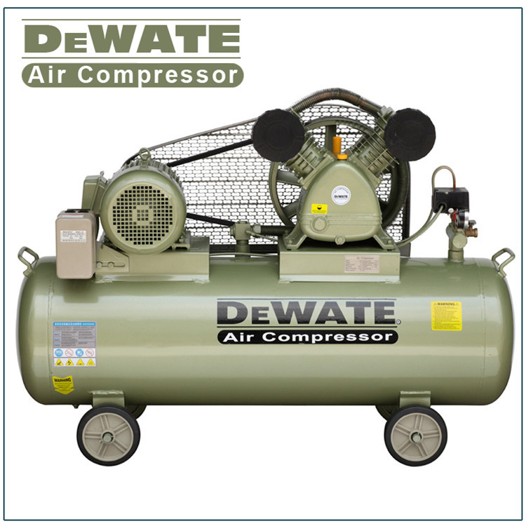 Industrial 10hp Portable Air Compressor For Spray Painting ...