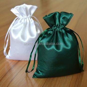 288065a4b Cordón tela regalo pelo de bolsa bolsas de embalaje de bolsas de dinero con  logotipo personalizado