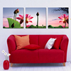 Modern abstract home goods wall art canvas oil painting