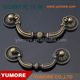 YUMORE modern design 74mm&94mm zinc alloy fancy new cabinet handles