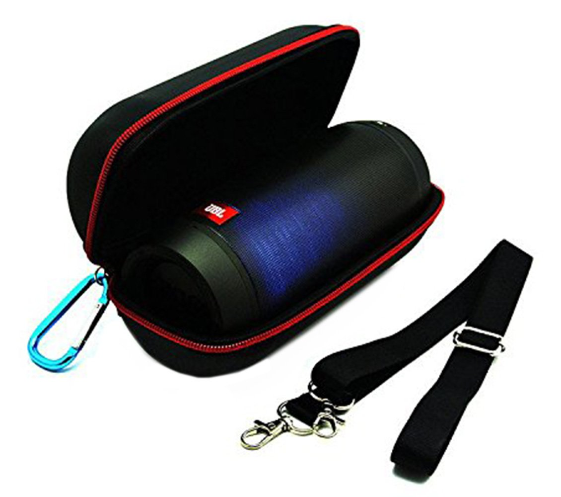 Get Quotations · Travel Protective Speaker Box Cover Case Pouch Bag For JBL  Pulse2 Pulse 2 (With Bandage ef938505d7673