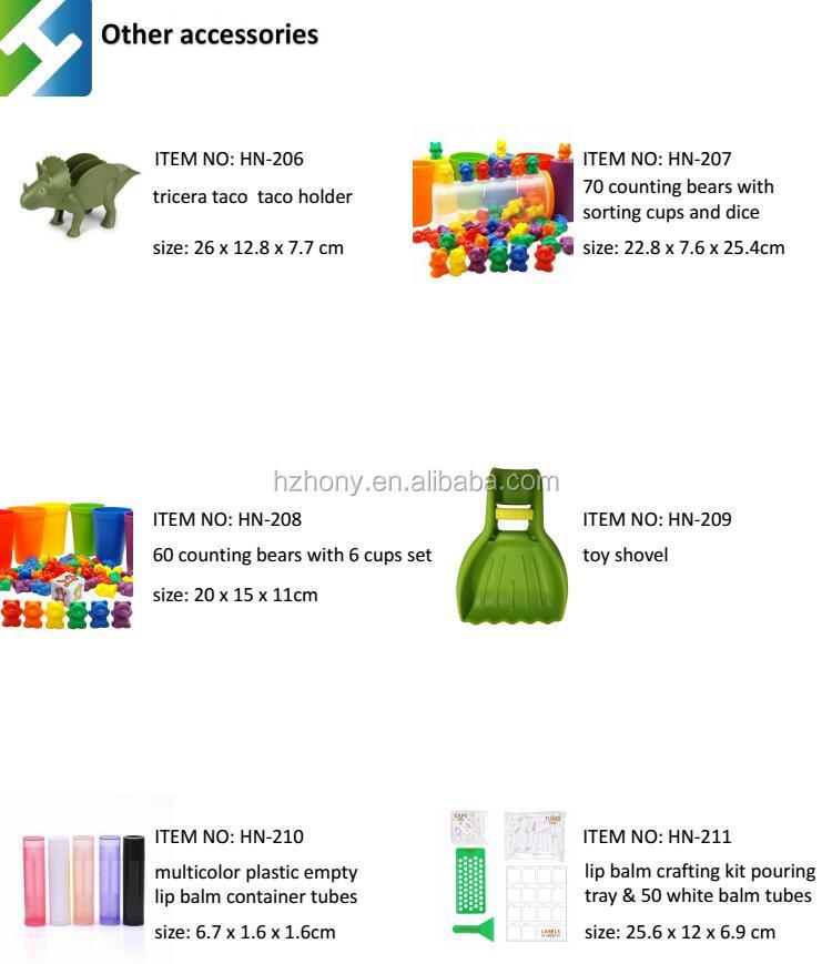 6 Renk Eşleştirme Sıralama Bardak Seti Ile 60 Gökkuşağı Sayma Ayı