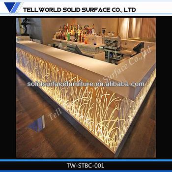 Diseño Moderno Fabricante Led Decorar Bar - Buy Led Decorar Bar,Led ...