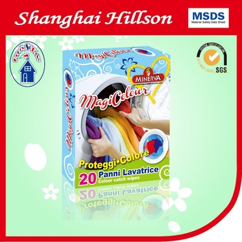 Color Catcher Sheet Manufacturer Colour Catcher From China Supplier ...
