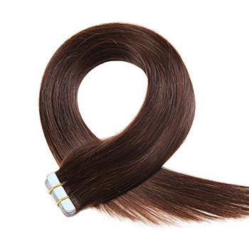 Hot style PU Tape Remy Hair Extensions
