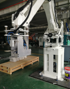 small industrial robot and automatic palletizer / robotic solutions