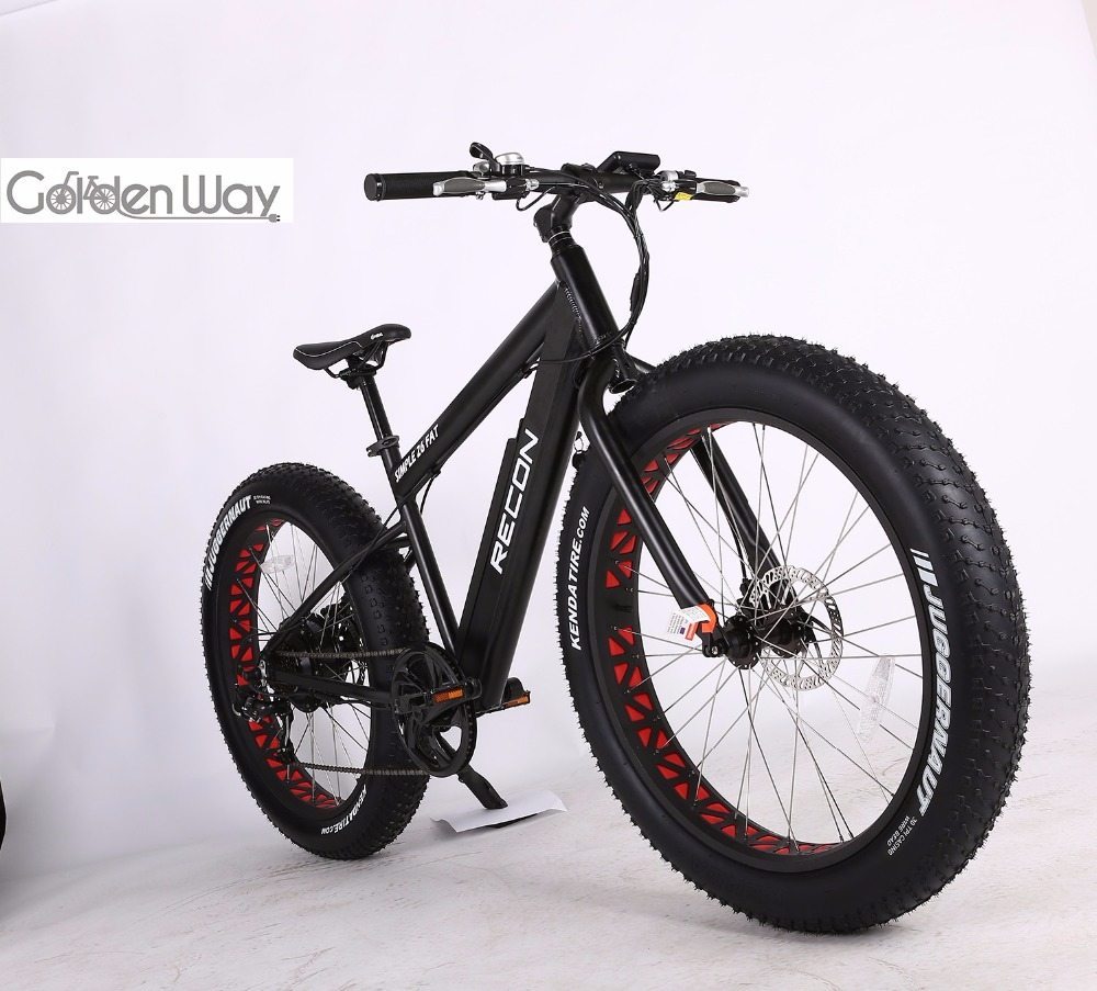 Hot selling full suspension front fork 20' fat tire mountain unfolding electric bike
